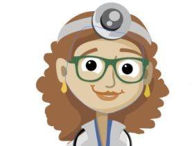 Ärztin Blutdruckmessgeräte Test